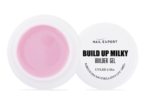 Build Up Gel MILKY