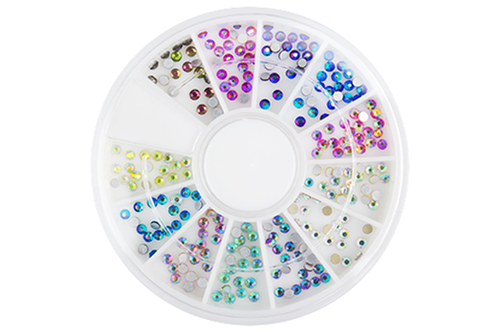 DELUXE Crystal Stone - MIX 2 mm